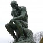 Le Penseur van Rodin