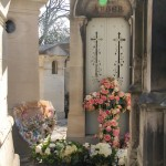 Cimetière du Père-Lachaise, Parijs