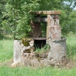 Oude Franse Waterput